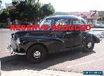 Morris Minor 1953 4-Door Saloon for Sale