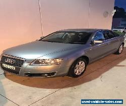AUDI A6 2007 LUXURY SEDAN, LEATHER TRIM SUN ROOF, MINT CONDITION, IN & OUT for Sale