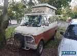 1973 Bedford Vauxhall Camper, suit back packers, travelling, retro van, original for Sale