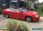 SAAB 9-3 442 CONVERTIBLE for Sale