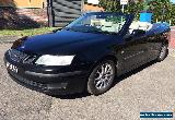 SAAB 9.3 LINEAR  TURBO 2003 CONVERTIBLE for Sale