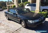SAAB 9-3 Convertible Cabriolet for Sale