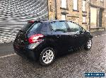 2014 PEUGEOT 208 ACTIVE LIGHT CAT D DAMAGED SALVAGE REPAIRABLE STARTS & DRIVES for Sale