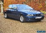 BMW 525d SE Auto Saloon Full Service History Low Mileage Diesel for Sale