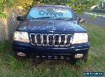JEEP GRAND CHEROKEE  V8 o1/o2 WJ LIMITED 4x4  for Sale