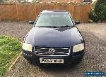 Volkswagen Passat 1.9 TDI for Sale