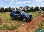 kj jeep cherokee 2003 for Sale