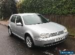 VW GOLF V5 AUTO 5DR MK4 SILVER 28k GENUINE MILEAGE for Sale