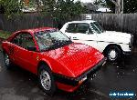 1984 ferrari mondial Registered for Sale
