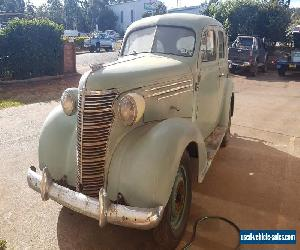 1938 CHEV SEDAN GMH IN ORIGINAL CONDITION NEW BRAKES STARTS DRIVES VINTAGE ROD for Sale
