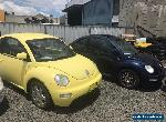 2 x VW beetles for Sale
