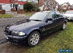 BMW 323i SE saloon spares or repair for Sale