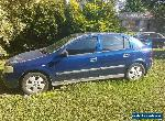 2004 Holden astra for Sale