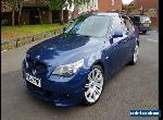 BMW e60 530i m sport m5 replica 5 series stunning car modified  for Sale