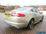 2012 62 REG JAGUAR XF S 3.0TD V6 DIESEL AUTO PREMIUM LUXURY DAMAGED SALVAGE for Sale