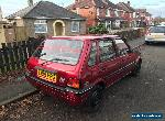 rover metro only 69k long mot 99p no reserve!!!!!!! Look !!!!!!! for Sale