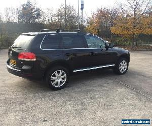 2005 VOLKSWAGEN TOUAREG 2.5 TDI 6 SPEED MANUAL DIESEL ESTATE 4x4 4WD AWD  for Sale