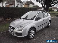 2006 FORD FOCUS LX 1.6TDCI LOW MILEAGE 71K for Sale