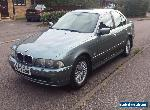 BMW 525i Automatic - 2003 good condition - no MOT - 120,878 miles for Sale
