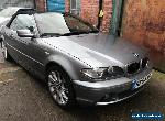 2004 04 BMW 3 SERIES 2.5 325CI SE 2D AUTO 190 BHP for Sale