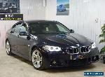 2015 BMW 5 Series F10 3.0 530d M Sport Auto 4dr DAMAGED REPAIRED  for Sale