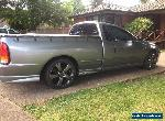 Ford 2004 BA XR6 Ute for Sale