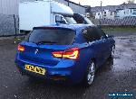 2015 '65 BMW 1 Series 120D M Sport  Damaged Salvage Easy Repair for Sale