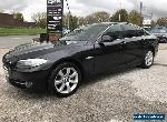 2010 60 BMW 520D SE MANUAL LEATHER NAVIGATION DIESEL GREAT SPEC LOTS OF EXTRAS! for Sale