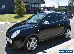 2011 ALFA ROMEO MITO SPORT AUTO HATCH LOW 46,624KMS NO RESERVE AUDI BMW FIAT for Sale