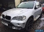 2009 BMW X5 3.0 D SE XDRIVE 7 SEATER AUTO NON RUNNER / SPARES OR REPAIR for Sale