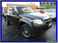 2008 Mazda BT-50 08 Upgrade B3000 Freestyle DX+ Black Manual 5sp M Utility for Sale