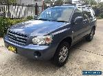 2007 Toyota Kluger CV V6 AWD Wagon ** NEEDS WORK for Sale