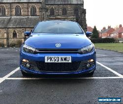 VW Scirocco TSI GT 2.0 petrol- Blue for Sale