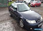 Saab 9-5 2.0t Vector Sport Automatic 220BHP Petrol for Sale
