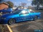 FORD XR8 BOSS 5.4l 260 kW V8 ute with rego for Sale