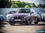 BMW 3 SERIES M3 COMPETITION PACKAGE 2017 Petrol Automatic in Purple for Sale