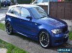 BMW 130i msport (m3 m sport modified 1 series 116 118 120d) for Sale