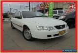 2002 Holden Commodore VY Executive White Automatic 4sp A Sedan for Sale