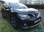 NISSAN X-TRAIL DCI TEKNA 2016 Diesel Manual in Green for Sale