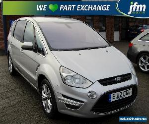 Ford S-Max Titanium Tdci Mpv 2.2 Manual Diesel for Sale