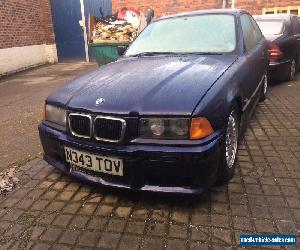 Drift and Track Day project BMW E36 318is with coilovers and bucket seat for Sale