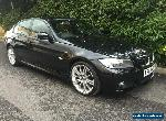 BMW 3 SERIES 325D M SPORT 2011 Diesel Automatic in Black for Sale