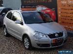 VOLKSWAGEN POLO 1.2 S Silver Manual Petrol, 2007  for Sale