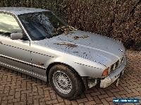 1994 BMW e34 520 SE 24v manual SPARES OR REPAIR for Sale
