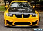 BMW E92 SHOW CAR M3 BODY 400 BHP 335i TT MODIFIED MAY SWAP OR PX  for Sale