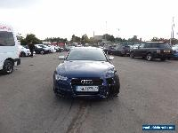2013 (63) AUDI A5 S LINE TDI 3.0 AUTO DAMAGED REPAIRABLE SALVAGE DEPOSIT TAKEN!! for Sale