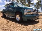 Supercharged GMC Sierra Extended Cab Chevrolet Pickup for Sale