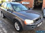 05 VOLVO XC90 2.0 T6 SE 1 F/OWNER, 7 SEATS, LEATHER SAT NAV, 8 SERVICES,FABULOUS for Sale