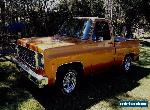 Chev / GMC C10 Pick Up for Sale