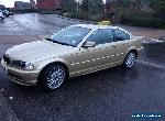 320ci SE, low mileage, full leather (not bmw 320, 330), great colour for Sale